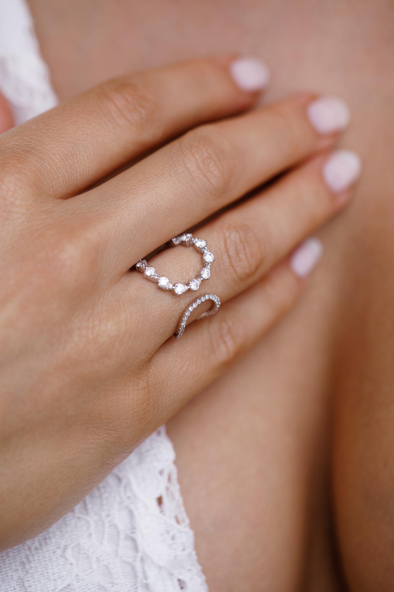 Hochzeitsfotografie Verlobungsring