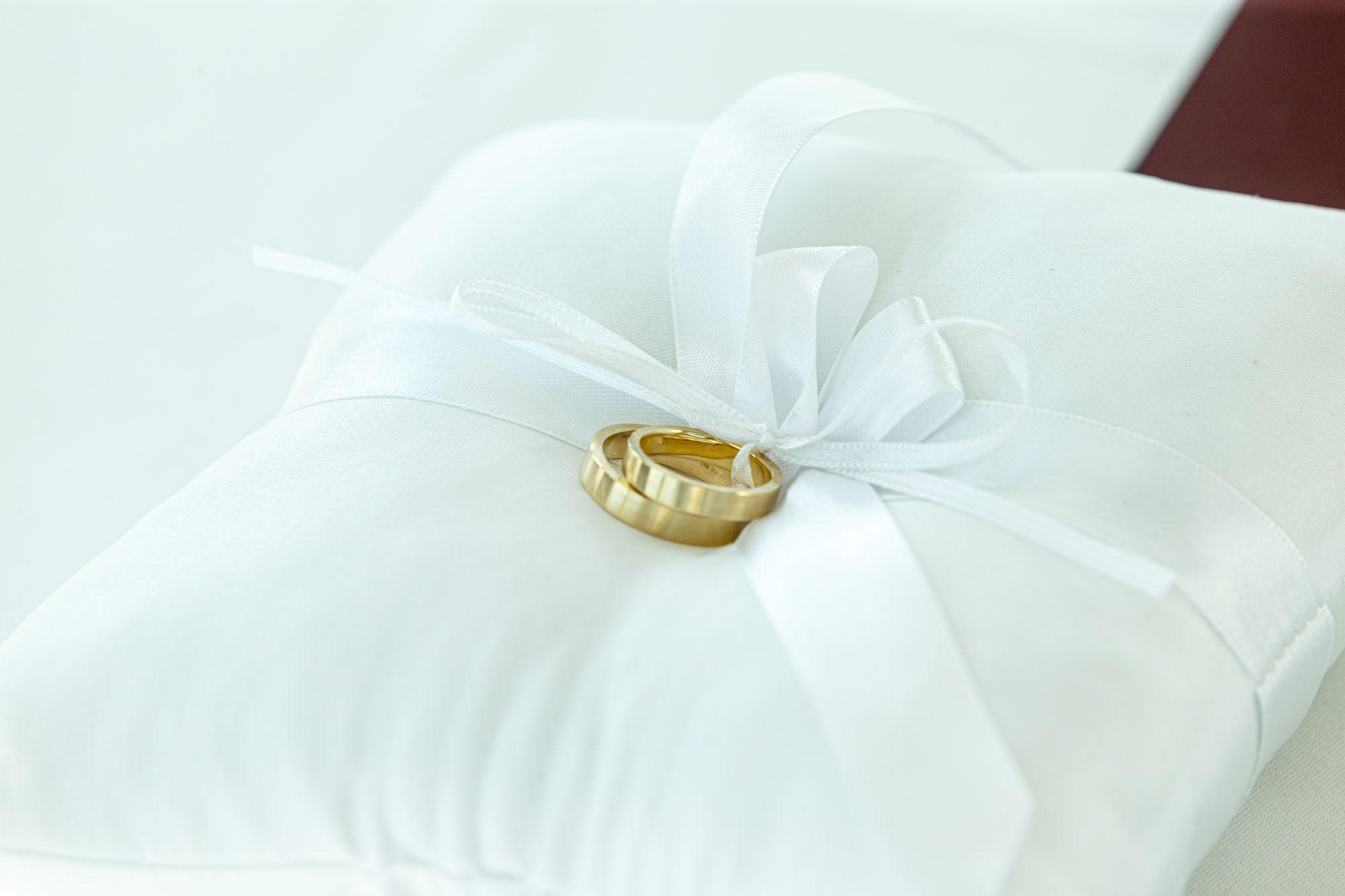 Hochzeitsfotografie Eheringe