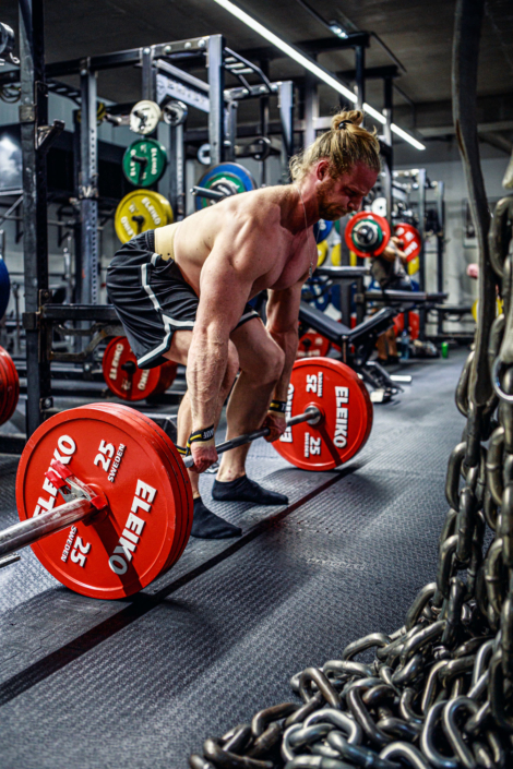 Fitness Bodybuilding Fotografie